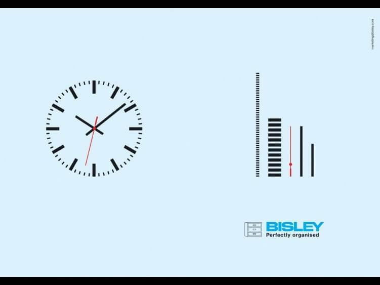 تبلیغات خلاق BISLEY